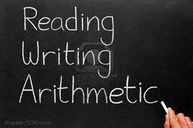 Reading, Writing, Arithmetic